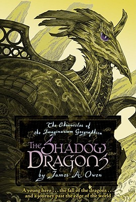 Cover for The Shadow Dragons (Chronicles of the Imaginarium Geographica, The #4)