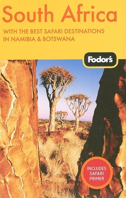 Fodor's South Africa, 5th Edition Cover