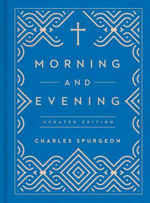 Morning and Evening: Updated Language Edition Cover Image