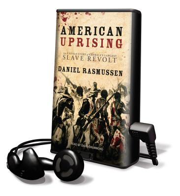 American Uprising (Playaway Adult Nonfiction) Cover Image
