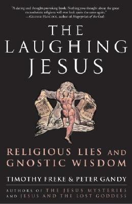 The Laughing Jesus Cover