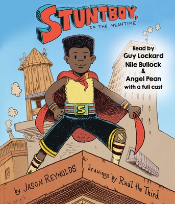 Stuntboy, in the Meantime Cover Image