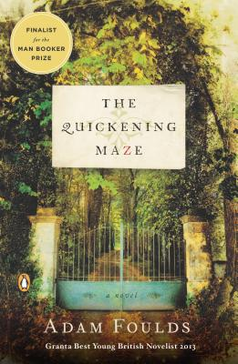 The Quickening Maze: A Novel Cover Image