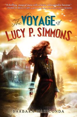 The Voyage of Lucy P. Simmons Cover