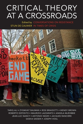 Critical Theory at a Crossroads: Conversations on Resistance in Times of Crisis Cover Image