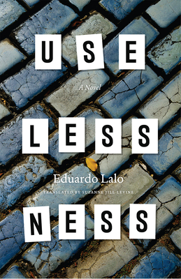 Uselessness: A Novel Cover Image