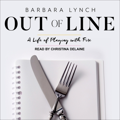 Out of Line Lib/E: A Life of Playing with Fire Cover Image