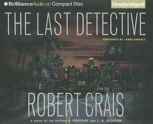 The Last Detective (Elvis Cole Novels #9) Cover Image