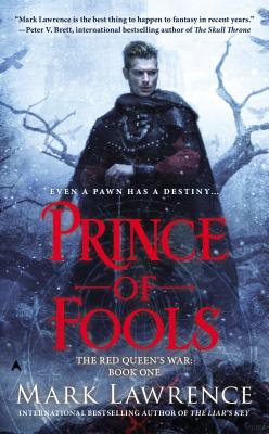 Prince of Fools (The Red Queen's War #1) Cover Image