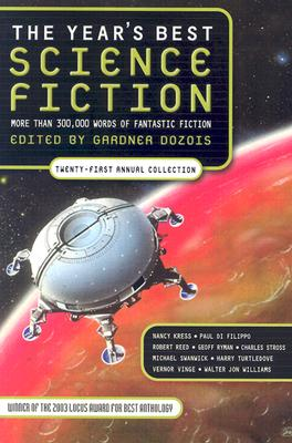 The Year's Best Science Fiction: Twenty-First Annual Collection Cover Image