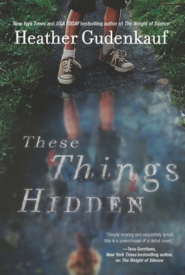 These Things Hidden: A Novel of Suspense Cover Image