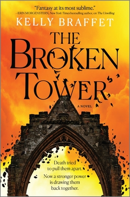 Cover of THE BROKEN TOWER by Kelly Braffet