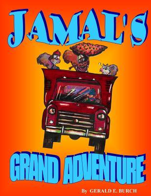 Jamals Grand Adventure Cover Image