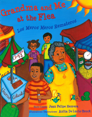 Cover for Grandma and Me at the Flea