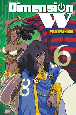 Dimension W, Volume 6 Cover