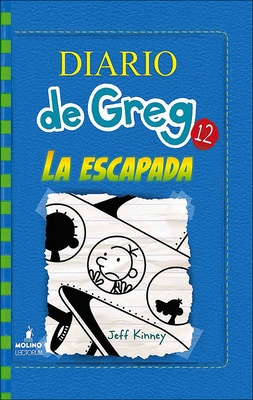 La Escapada (the Getaway) (Diario de Greg #12) Cover Image