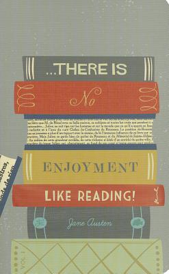 There Is No Enjoyment Like Reading! Journal Cover Image