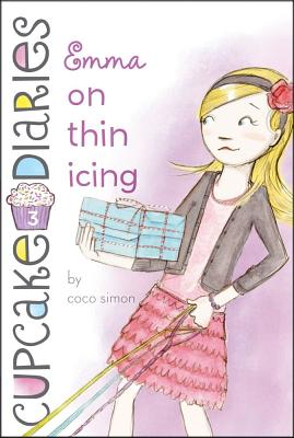 Emma on Thin Icing (Cupcake Diaries #3) Cover Image