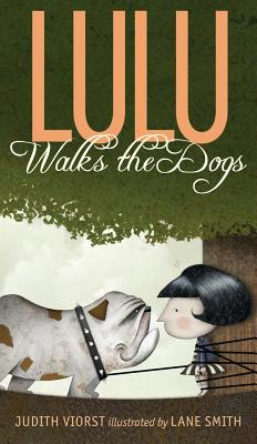 Lulu Walks the Dogs Cover