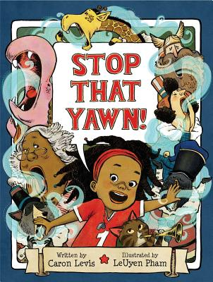 Stop That Yawn! Cover Image