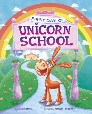 First Day of Unicorn School Cover Image