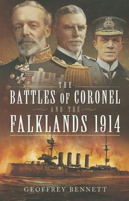 The Battles of Coronel and the Falklands, 1914 Cover Image