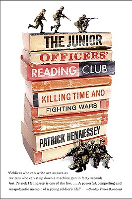 The Junior Officers' Reading Club Cover