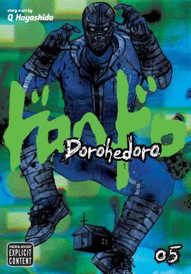 Dorohedoro, Vol. 5 Cover Image