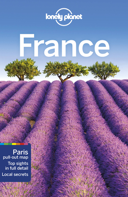 Lonely Planet France 13 (Country Guide) Cover Image