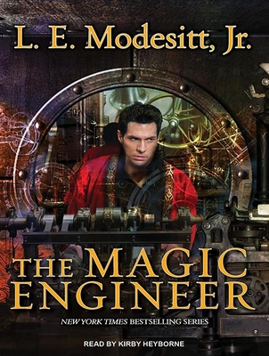 The Magic Engineer (Saga of Recluce (Audio) #3) Cover Image