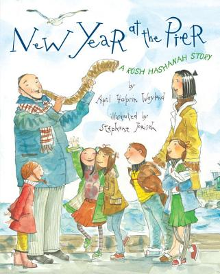 Cover for New Year at the Pier