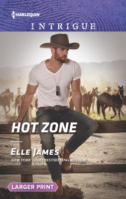 Cover for Hot Zone (Ballistic Cowboys)