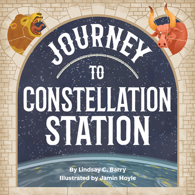 Journey to Constellation Station Cover Image