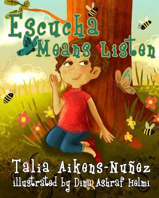 Escucha Means Listen Cover Image
