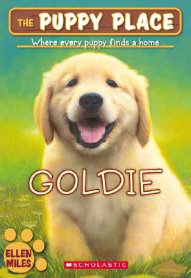 The Goldie (The Puppy Place #1) Cover Image