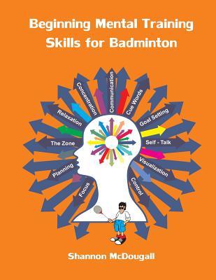 Beginning Mental Training Skills for Badminton Cover Image