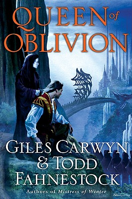 Queen of Oblivion Cover Image