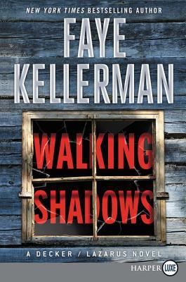 Walking Shadows: A Decker/Lazarus Novel (Decker/Lazarus Novels #25) Cover Image