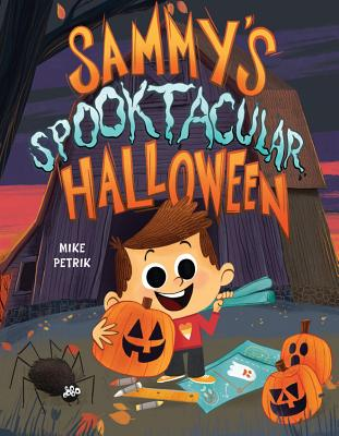 Cover for Sammy's Spooktacular Halloween