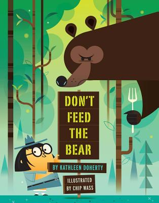 Don't Feed the Bear Cover Image