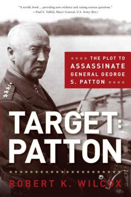 Cover for Target Patton