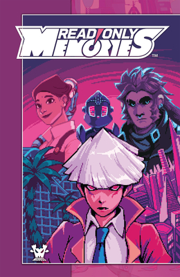 Read Only Memories Cover Image