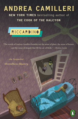 Riccardino (An Inspector Montalbano Mystery #28) Cover Image