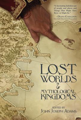 Lost Worlds & Mythological Kingdoms Cover Image