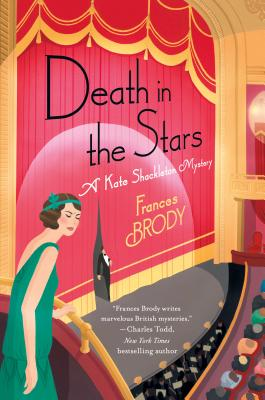 Death in the Stars: A Kate Shackleton Mystery Cover Image