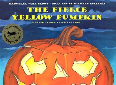 The Fierce Yellow Pumpkin Cover