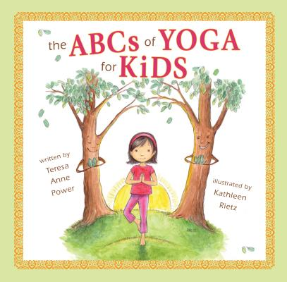 The ABCs of Yoga for Kids Softcover Cover Image