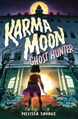 Karma Moon--Ghost Hunter Cover Image