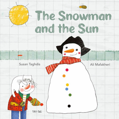 Cover for The Snowman and the Sun