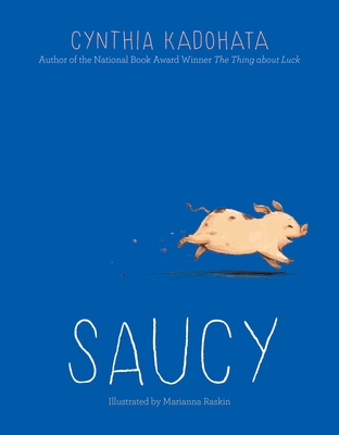 Saucy Cover Image
